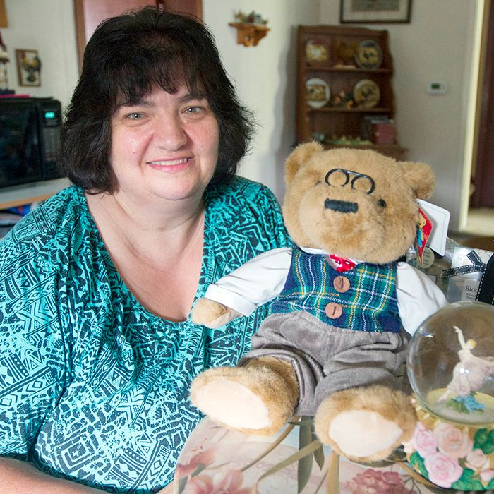Lou Anne Fox first began her online auction 'Help From The Heart' two years ago to help a close friend with multiple sclerosis and is continuing the good deed today, selling hundreds of items bought or donated from the Chatham-Kent community and beyond.