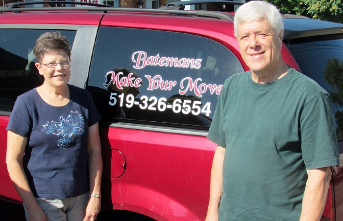 Jan and Danny Bateman are opening a firm specializing in helping seniors who are downsizing their living space.