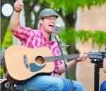 Singer Michael Joseph Green