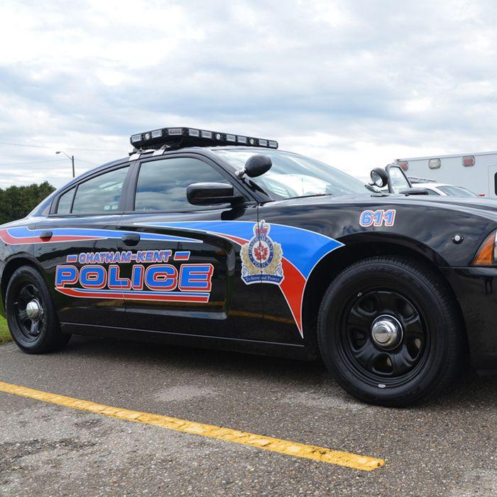 ck police cruiser