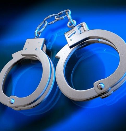 police cuffs