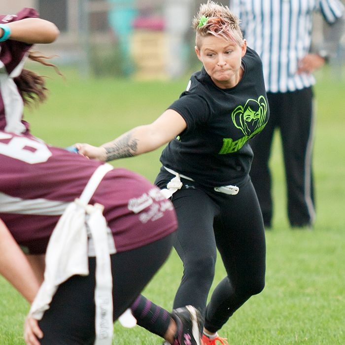 Renegades' Morgan Mitchell in action.