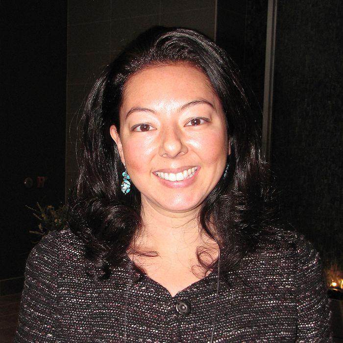 Sarah Matsushita, communications manager of the Ontario Nonprofit Network.