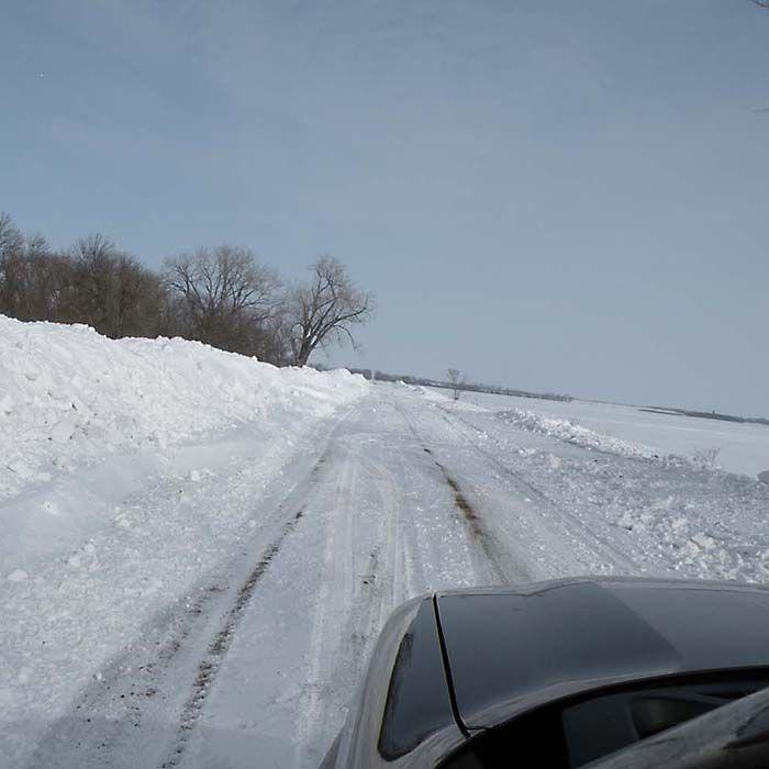 snow-roads