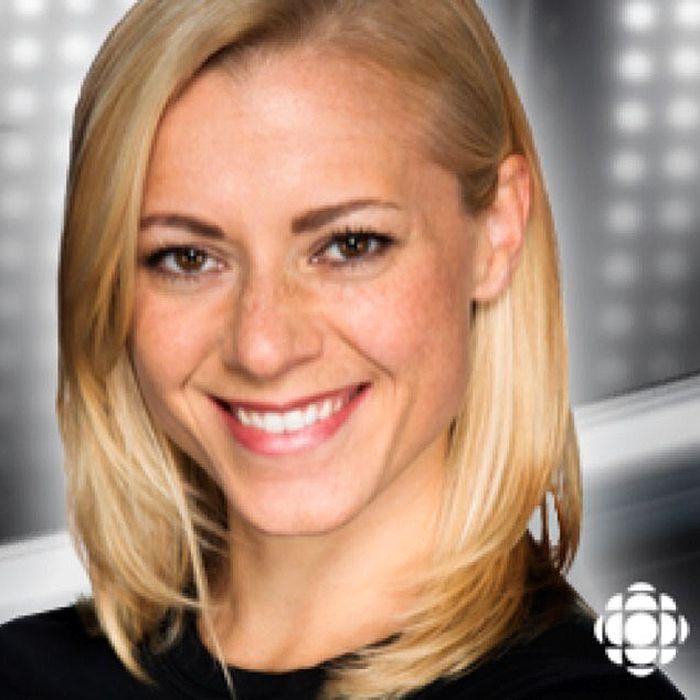 Shae-Lynn Bourne (Image courtesy CBC)