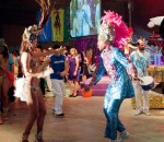 Dancers from Toronto based Samba Connection Dance Company and Axe Capoeira performed at the 2014 FOG