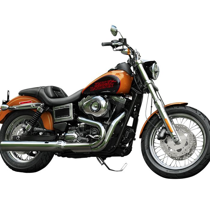 A Dyna Low Rider Harley Davidson is up for raffle this year as part of Bike Fest, which comes to downtown Chatham Aug. 23.