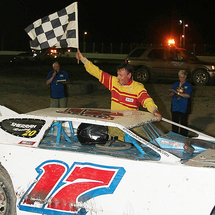 STEVE SHAW CHECKERED JULY 26