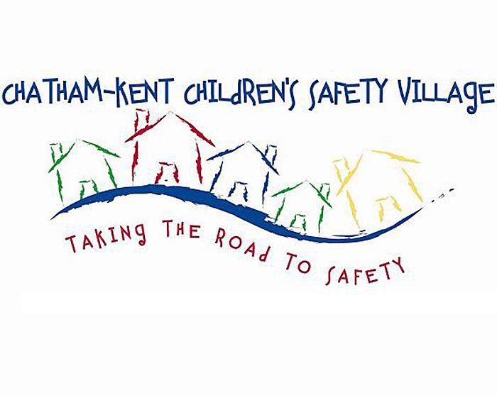 c-k safety village logo