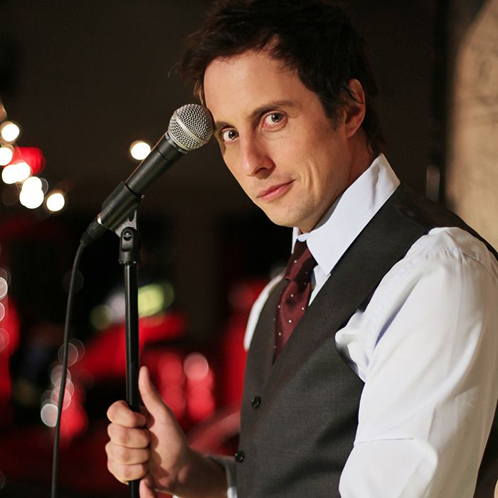 """Jonny Harris, host of the TV show """"Of All Places,"""" will explore North and South Buxton this month for a future airing of the show on CBC."""