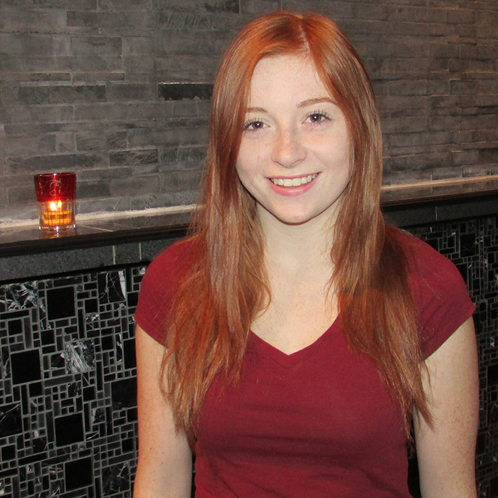 """Chatham's Alyssa Doherty hopes to follow her dreams in her pursuit of a career on stage. The 17-year-old Ursuline College Chatham student has appeared in performances from Sarnia to Toronto, and will soon be seen in an episode of the Discovery ID series """"See No Evil."""""""