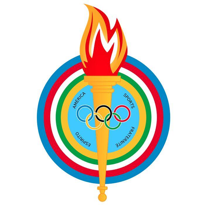 pan am games torch