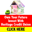 Heritage Credit button