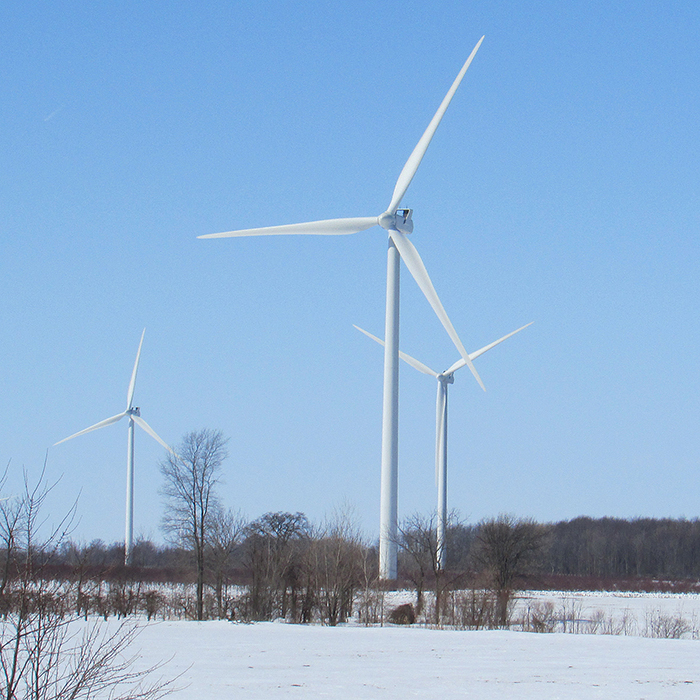 wind turbine winter web