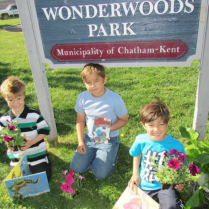 Residents of central Chatham are banding together to create a healthier, safer and more involved neighbourhood.