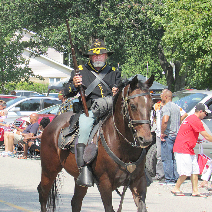 The 91st annual North Buxton Homecoming drew crowds from across North America this past weekend.