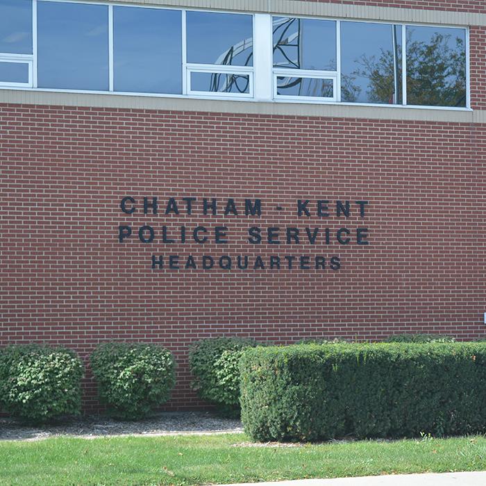police headquarters