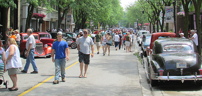 Thousands of visitors flock to downtown Chatham every year for RetroFest, injecting hundreds of thousands of dollars into the local economy.