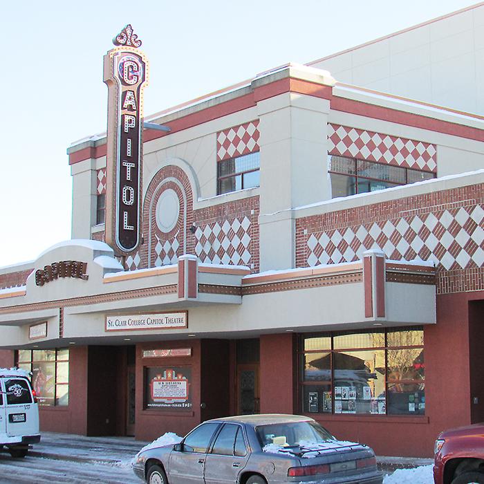 Chatham Capitol Theatre