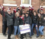 Members of the Raging Dragons of Chatham-Kent and the Breast Buddies teams will take their dragon boating skills from the water to the ice as they compete at the Ottawa Ice Boat Festival.