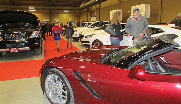 Indoor Auto Show Starts Friday Chatham Voice - Indoor car show