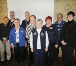 Members of the Kiwanis Club of Chatham-Kent gathered for a breakfast meeting Saturday to introduce potential new members to what Kiwanis is all about.