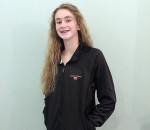 Genevieve Sasseville, 14, will swim with Team Ontario at the Canada Summer Games in Winnipeg this year. She's a member of the Chatham Pool Sharks.