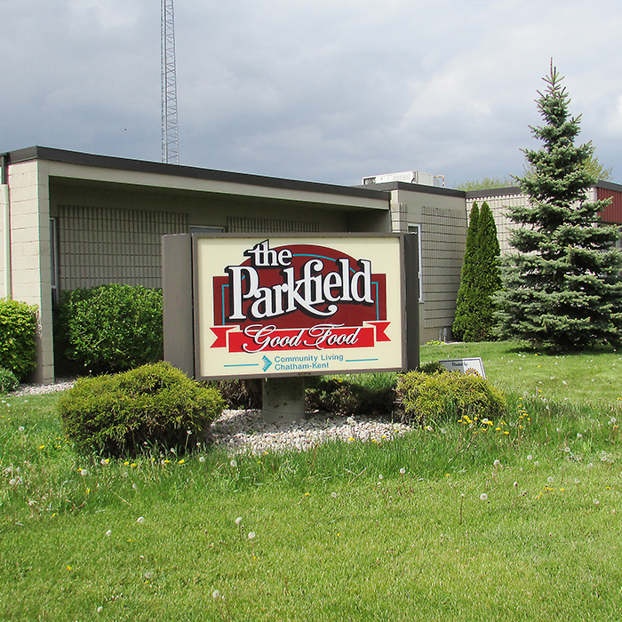 Parkfield Restaurant is currently not serving meals, as the Community Living Chatham-Kent restaurant is closed for at least four months at the urging of the provincial government. CLCK officials say the Ministry of Community and Social Services wants organizations such as CLCK to move away from sheltered work and towards alternative programming.