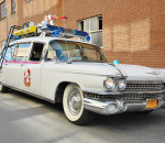 A replica of Ecto-1, the vehicle driven by the original Ghostbusters in the 1984 classic film of the same name, will be on display as part of FireFest Chatham-Kent this fall.